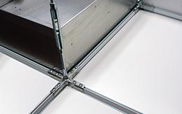 Envirco Mac T Ceiling Grid System